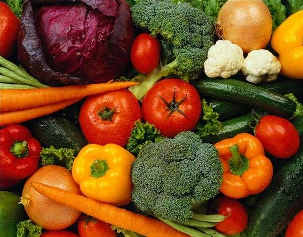 Сертификация плодов и овощей
