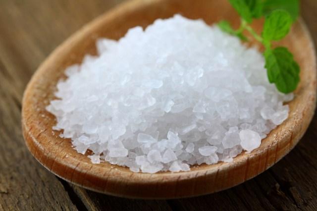 Сертификация соли